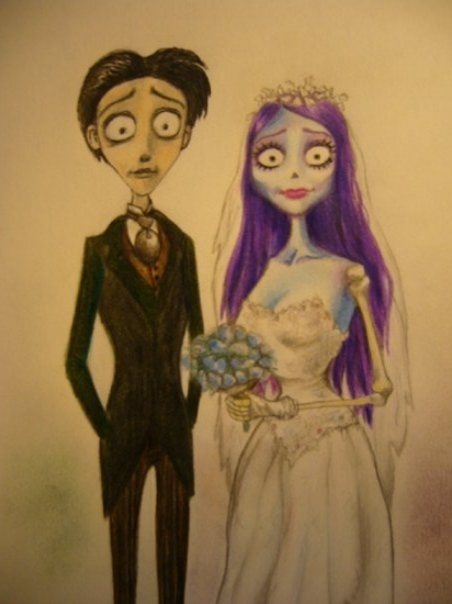 Corpse Bride by PsYkoGlaM